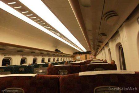 新幹線の「さくら号」は初乗車だった~、記念。