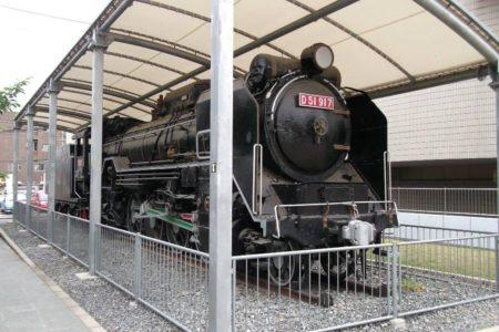D51形蒸気機関車は、合計1,184両が製造された。