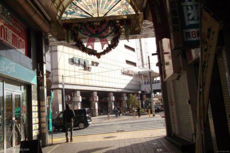 堺駅は、大阪府堺市堺区戎島町3丁にある、南海電気鉄道南海本線の駅。