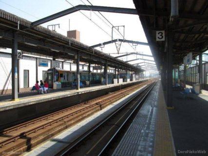 宇多津駅は、香川県綾歌郡宇多津町浜五番丁にある、JR四国の駅。