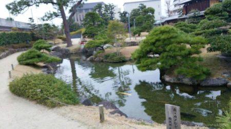 香風園は、香川県坂出市にある庭園。