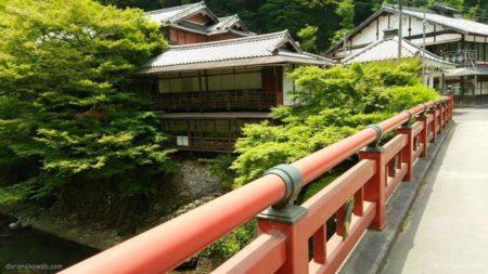京都の清滝、秘境じゃなくてw