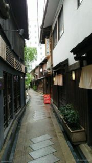 新京極の枝小路たち