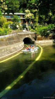 琵琶湖疏水とは、琵琶湖の湖水を京都市へ流すため、明治時代に作られた水路。