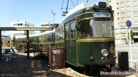 広電本社前停留場は、広島市中区千田町三丁目にある広島電鉄の停留場。