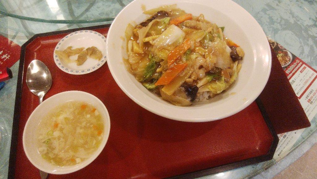 中華丼っ・・・ちうか、どぉ~んw