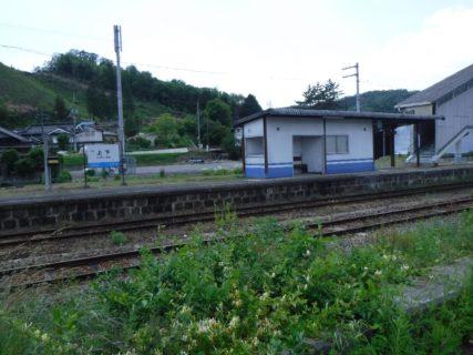 上下駅は、広島県府中市上下町上下にある、JR西日本の駅。