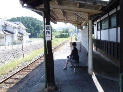 甲奴駅は、広島県三次市甲奴町本郷字時兼にある、JR西日本の駅。