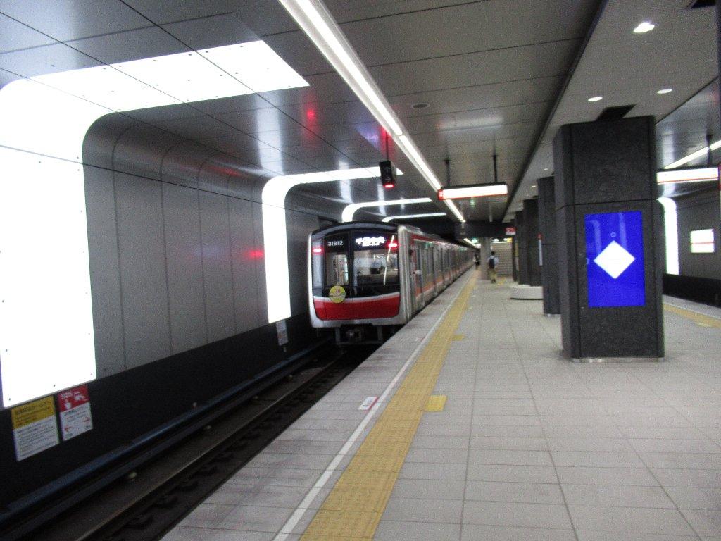 中津駅は、大阪府大阪市北区中津一丁目にある、大阪市高速電気軌道 (Osaka Metro) の駅である。