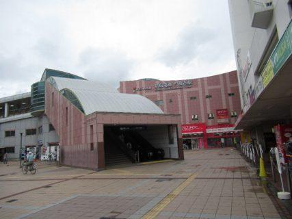 門真市駅は、大阪府門真市にある、京阪電気鉄道・大阪モノレールの駅。
