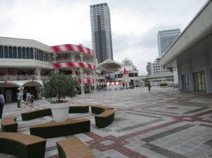 千里中央駅は、大阪府豊中市にある、北大阪急行・大阪モノレールの駅。