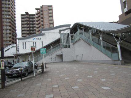 放出駅は、大阪府大阪市鶴見区放出東三丁目にある、JR西日本の駅。