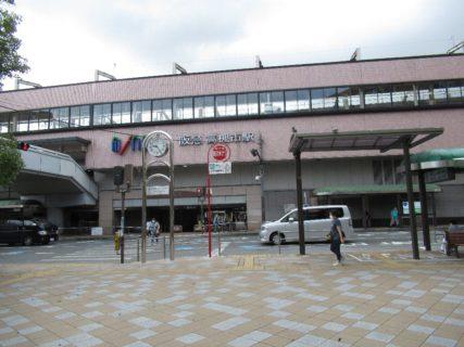 高槻市駅は、大阪府高槻市城北町二丁目にある、阪急電鉄京都本線の駅。