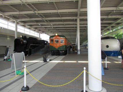 京都鉄道博物館は、京都府京都市下京区観喜寺町に2016年4月29日開館した。