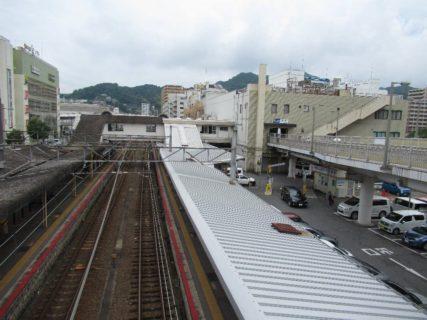 呉駅は、広島県呉市宝町にある、JR西日本呉線の駅。