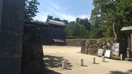 国宝松江城、でございまして。