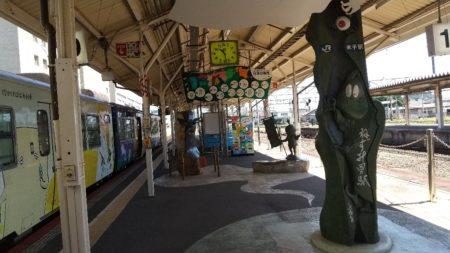 米子駅は、鳥取県米子市弥生町2番地にある、JR西日本の駅。