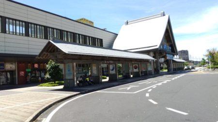 出雲市駅は、島根県出雲市駅北町にある、JR西日本の駅。