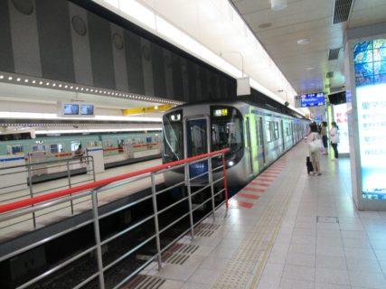 西鉄福岡(天神)駅は、福岡県福岡市中央区天神二丁目にある西鉄天神大牟田線の駅。