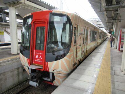 西鉄二日市駅は、福岡県筑紫野市二日市中央六丁目にある、西鉄の駅。
