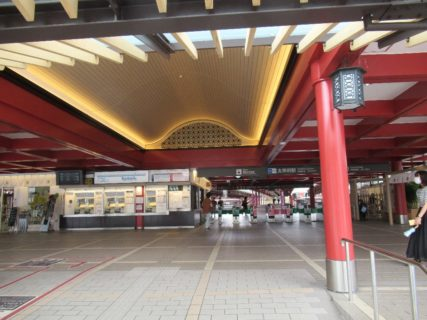 太宰府駅は、福岡県太宰府市宰府二丁目にある西鉄太宰府線の駅。