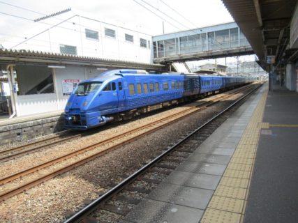 ソニックは、JR九州が鹿児島本線・日豊本線経由で運行する特急列車。