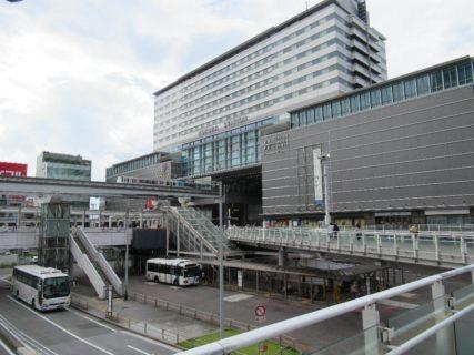 小倉駅は、福岡県北九州市小倉北区にある、JR九州・JR西日本・北九州高速鉄道の駅。