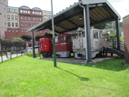 九州鉄道記念館は、北九州市門司区清滝二丁目にある鉄道に関する博物館。