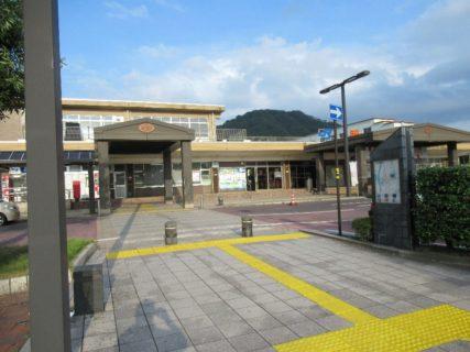 武生駅は、福井県越前市府中一丁目にある、JR西日本北陸本線の駅。