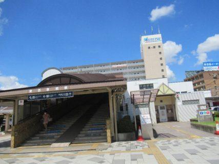 犬山駅は、愛知県犬山市犬山富士見町にある、名古屋鉄道の駅。