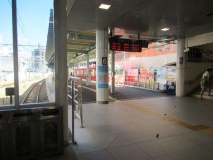名鉄岐阜駅は、岐阜県岐阜市神田町九丁目にある名古屋鉄道の駅。