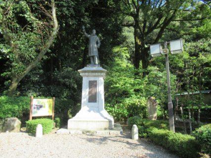 岐阜公園は岐阜市の金華山山麓にある都市公園。