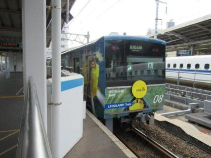 あおなみ線の正式名称は、名古屋臨海高速鉄道。