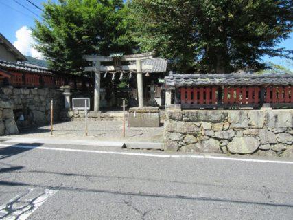 坂本の町並みと言えば、そりゃあ穴太衆なんですが。