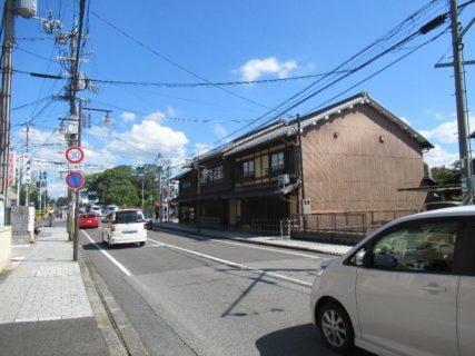 唐橋前駅は、滋賀県大津市鳥居川町にある、京阪電気鉄道の駅。