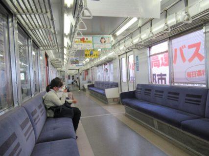 郡中線は、松山市駅から郡中港駅までを結ぶ伊予鉄道の路線。