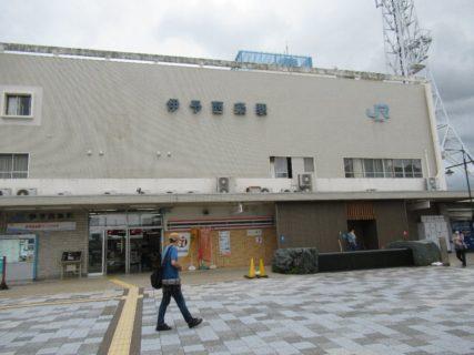 伊予西条駅は、愛媛県西条市大町にある、JR四国予讃線の駅。