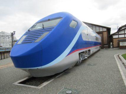 鉄道歴史パーク in SAIJOは、伊予西条駅前にある四国鉄道文化館。