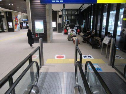 熊本駅は、熊本市西区にある、JR九州・JR貨物の駅。