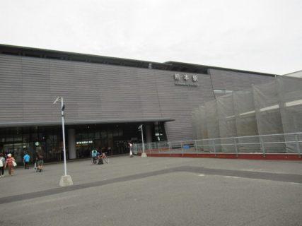 熊本駅前停留場は、熊本市西区にある熊本市交通局の停留場。