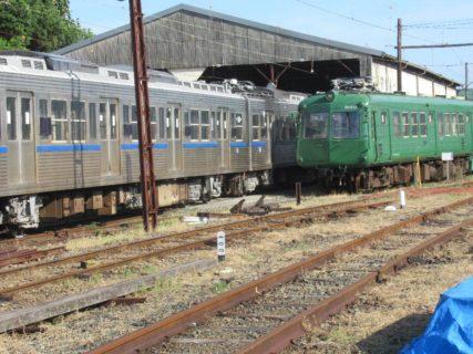 北熊本駅は、熊本市北区室園町にある熊本電気鉄道の駅。