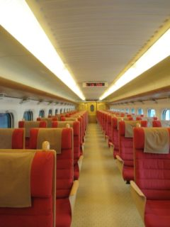 熊本駅前電停、熊本駅から新幹線にて新鳥栖へ向かいます。