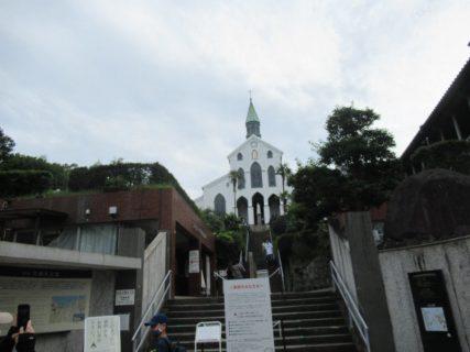 大浦天主堂は、長崎市にあるカトリックの教会堂で、国宝である。