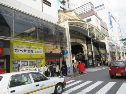 観光通停留場は、長崎市銅座町にある長崎電気軌道の停留場。
