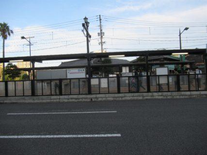 出島停留場は、長崎市出島町にある長崎電気軌道の停留場。