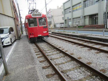 後免西町停留場は、高知県南国市日吉町1丁目にあるとさでん交通の停留場。