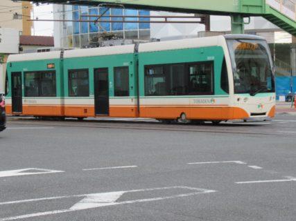 菜園場町停留場は、高知市菜園場町にあるとさでん交通の停留場。