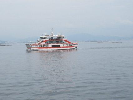 久しぶりの宮島航路でございました。