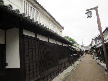 今井町は奈良県橿原市の中部にある、重要伝統的建造物群保存地区。