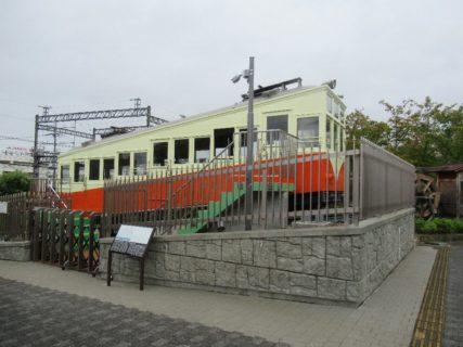 信貴山下駅は、奈良県生駒郡三郷町にある、近鉄生駒線の駅。